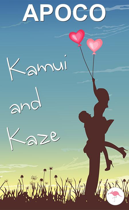 Kamui and Kaze