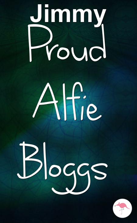 Proud Alfie Bloggs